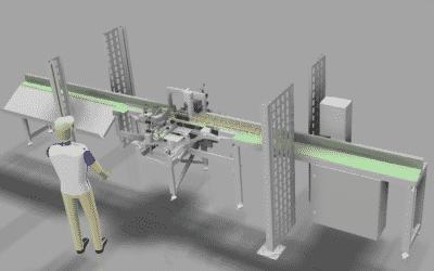 Design og fremstilling af maskine for buk af rustfrie kabelbakker